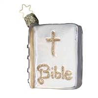 Inge Glas The Holy Bible - White