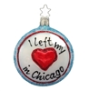 I Left My Heart In Chicago