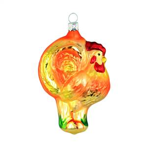 Inge Glas Colorful Rooster