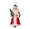 Inge Glas Limited Edition Santa Claus Bell