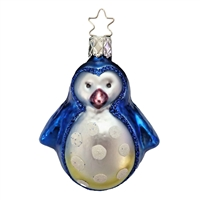 Inge Glas Cheerful Blue Penguin