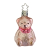 Pink Teddy Bear Ornament