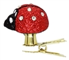 Mini Clip On Ladybug