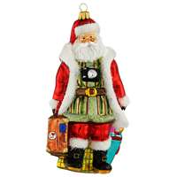 XL Santa On Travel Exclusive