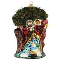 Holy Family At The Tree Exclusive