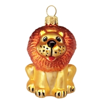 Small Lion Ornament