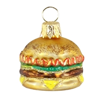Mini Cheeseburger  1.3""
