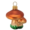 Small Double Mushroom Ornament