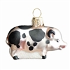 Mini Potbelly Pig Farm Animal Ornament
