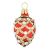 Faberge Egg Red