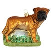 Bullmastiff Dog Ornament