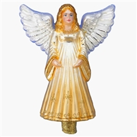 Golden Angel Tree Topper Exclusive Series