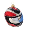 Black & Red Motorcycle Snowmobile Helmet