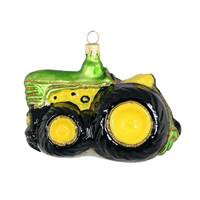 Green Tractor  4""
