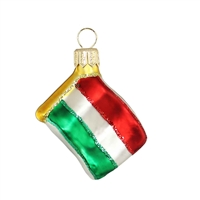 Mini Flag Hungary  1.7""