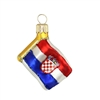 Mini Flag Croatia