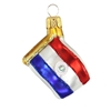 Mini Flag Paraquay