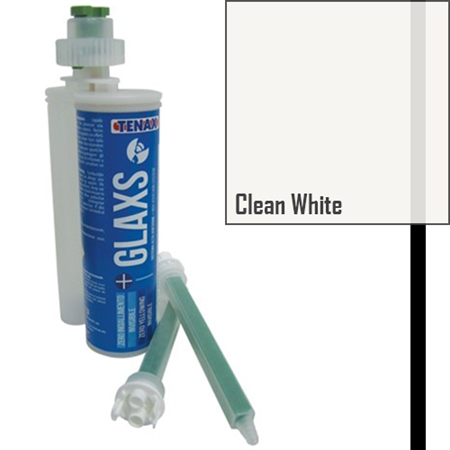 Glaxs Color Clean White 215 ML Cartridge