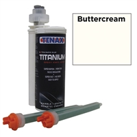 Buttercream 250 ML Cartridge Titanium Extra Rapid