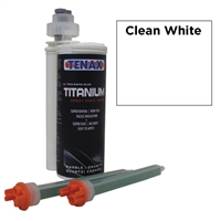 Clean White 250 ML Cartridge Titanium Extra Rapid