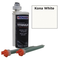 Kona White 250 ML Cartridge Titanium Extra Rapid