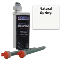 Natural Spring 250 ML Cartridge Titanium Extra Rapid