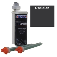 Obsidian 250 ML Cartridge Titanium Extra Rapid
