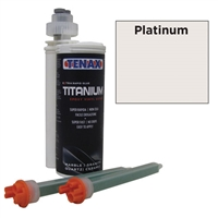 Platinum 250 ML Cartridge Titanium Extra Rapid