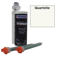 Quartzite 250 ML Cartridge Titanium Extra Rapid