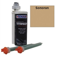 Sonoran 250 ML Cartridge Titanium Extra Rapid