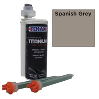 Spanish Grey 250 ML Cartridge Titanium Extra Rapid
