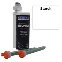 Starch 250 ML Cartridge Titanium Extra Rapid