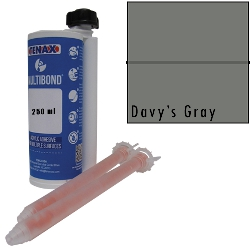 Davy's Gray Cartridge 250 ML Multibond