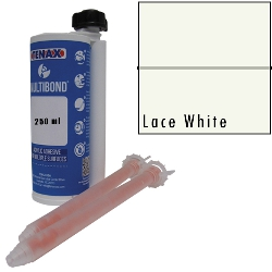 Lace White Cartridge 250 ML Multibond