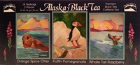 Black Tea Coastal Alaskan Sampler