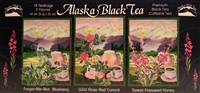 Black Tea Wildflower Alaskan Sampler