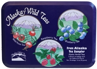 Wild Tea Sampler Tin