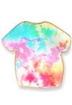 Pastel Tie Dye Shirt Cookie