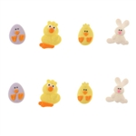 Lil' Standing Easter Assortment Icing- 48/CS