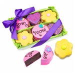 Mother's Day Brownie Gift Box of 6