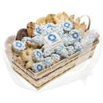Custom 36 Piece Logo Snowflake Basket