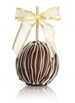 TRIPLE CHOCOLATE GOURMET CARAMEL APPLE