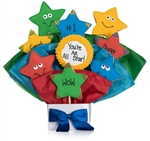 Super Stars Cookie Bouquet