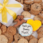 Thank You Beary Much Signature Cookie Gift Box