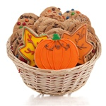 Happy Autumn Cookie Gift Basket