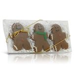 Gingerbread Man Cookies - Gift Box