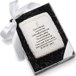 Edible Cookie Cards™- Wedding Invite