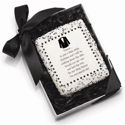 "Edible Cookie Cards™- ""Will You Be My Ring Bearer?"""
