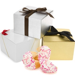 ® Pink Ribbon Fortune Cookies- One Dozen
