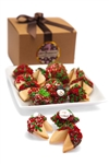 Christmas Fortune Cookie Gift Box